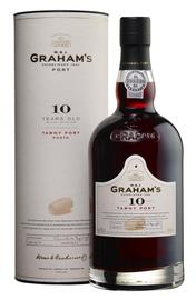 Портвейн «Graham's 10 Year Old Tawny Porto» в тубе