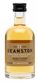 Виски шотландский «Deanston Aged 12 Years»