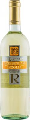 Вино белое сухое «Il Roccolo Inzolia» 2015 г.
