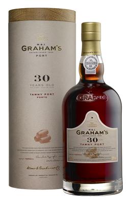 Портвейн «Graham's 30 Year Old Tawny Port» в тубе