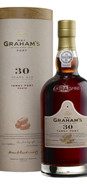 Портвейн «Graham's 30 Year Old Tawny Port» в тубе