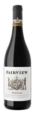 Вино красное сухое «Fairview Pinotage» 2016 г.