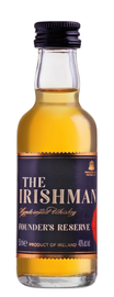 Виски «The Irishman Founder's Reserve, 0.05 л»