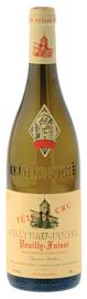 Вино белое сухое  «Pouilly-Fuisse Tete de Cru» 2014 г.