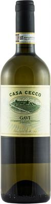 Вино белое сухое «Gavi Casa Cecco» 2016 г.