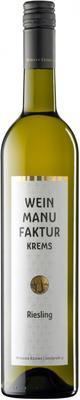 Вино белое полусухое «Winzer Krems Weinmanufaktur Krems Riesling» 2016 г.