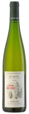 Вино белое полусладкое «Riesling Selection De Grains Nobles Leon Beyer» 1989 г.