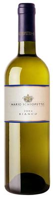 Вино белое сухое «Mario Schiopetto Bianco» 2004 г.