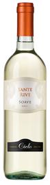 Вино белое сухое «Sante Rive Soave» 2016 г.
