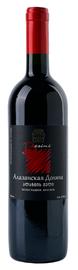 Вино красное полусладкое «Besini Alazani Valley» 2016 г.