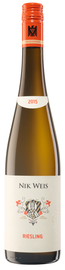 Вино белое полусухое «Riesling Dry» 2015 г.