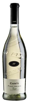 Вино белое полусухое «Canti Pinot Grigio, 0.187 л» 2016 г.