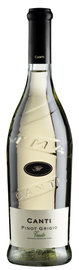 Вино белое полусухое «Canti Pinot Grigio, 0.75 л» 2016 г.