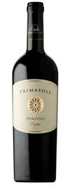 Вино красное полусухое «Primasole Primitivo» 2015 г.
