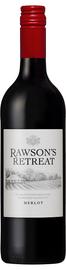 Вино красное полусухое «Rawson's Retreat Merlot» 2016 г.