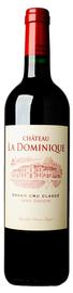 Вино красное сухое «Chateau la Dominique» 2013 г.