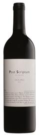 Вино красное сухое «Post Scriptum de Chryseia» 2015 г.