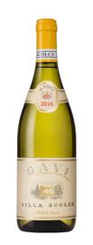 Вино белое сухое «Gavi Villa Scolca» 2016 г.