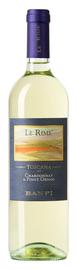 Вино белое полусухое «Le Rime, 0.375 л» 2016 г.