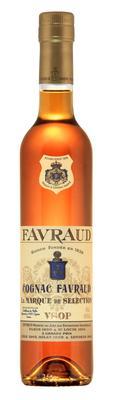 Коньяк французский «Favraud VSOP, 0.35 л»