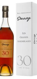 Арманьяк «Bas-Armagnac Darroze Les Grands Assemblages 30 Ans d'Age» в подарочной упаковке