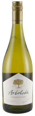 Вино белое сухое «Arboleda Chardonnay» 2016 г.