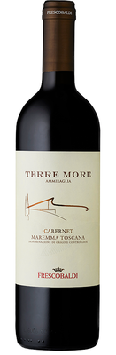 Вино красное сухое «Terre More» 2015 г.