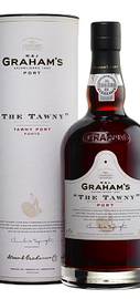 Портвейн «Graham's The Tawny» в тубе