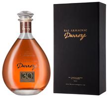 Арманьяк «Bas-Armagnac Darroze Les Grands Assemblages 30 Ans d'Age» в декантере и подарочной упаковке