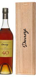 Арманьяк «Bas-Armagnac Darroze Les Grands Assemblages 40 Ans d'Age» в деревянной подарочной упаковке