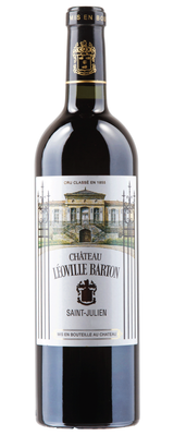 Вино красное сухое «Chateau Leoville-Barton» 1998 г.