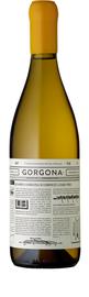 Вино белое сухое «Gorgona» 2015 г.