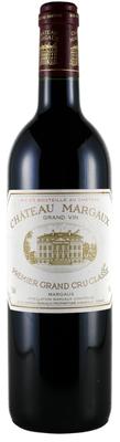Вино красное сухое «Chateau Margaux» 1985 г.