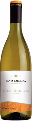 Вино белое полусухое «Santa Carolina Cellar Selection Chardonnay»