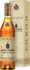 Коньяк французский «Favraud VS» в подарочной упаковке