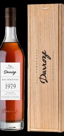 Арманьяк «Bas-Armagnac Darroze Unique Collection Domaine de Jaulin a Bretagne d'Armagnac» 1979 г., в деревянной подарочной упаковке