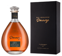 Арманьяк «Bas-Armagnac Darroze Unique Collection Domaine de Petit Lassis a Lagrange» 1977 г., в подарочной упаковке