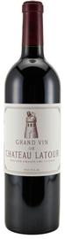 Вино красное сухое «Chateau Latour» 1996 г.