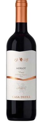 Вино красное полусухое «Casa Defra Merlot» 2016 г.