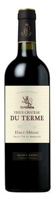Вино красное сухое «Vieux Chateau du Terme» 2011 г.