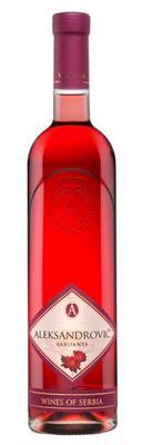 Вино розовое сухое «Varijanta» 2016 г.