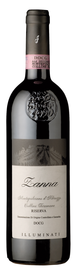 Вино красное сухое «Zanna Montepulciano d'Abruzzo Colline Teramane Riserva» 2008 г.