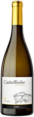 Вино белое сухое «Castelfeder Pinot Grigio 15» 2015 г.
