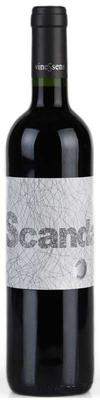 Вино красное сухое «Scandalo» 2015 г.