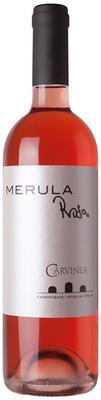 Вино розовое полусухое «Merula Rosa Salento Rosato» 2015 г.