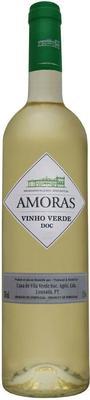 Вино белое полусухое «Vinho Verde Amoras» 2016 г.
