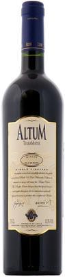Вино красное сухое «TerraMater Altum Merlot» 2014 г.
