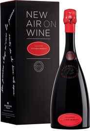 Вино игристое белое экстра брют «Bellavista Franciacorta Vittorio Moretti Reserva Extra Brut» 2008 г., в подарочной упаковке