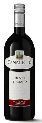 Вино красное сухое «Canaletto Rosso Italiano»