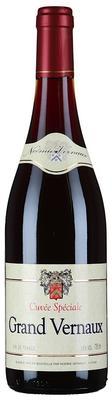 Вино красное полусухое «Grand Vernaux Cuvee Speciale»
